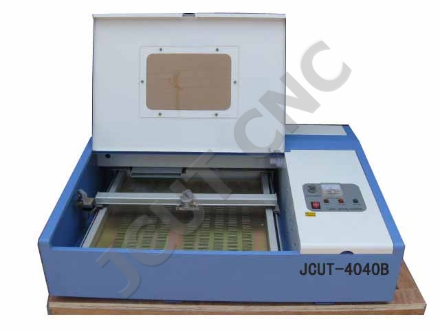 Mini laser engraver and cutter JCUT-4040B