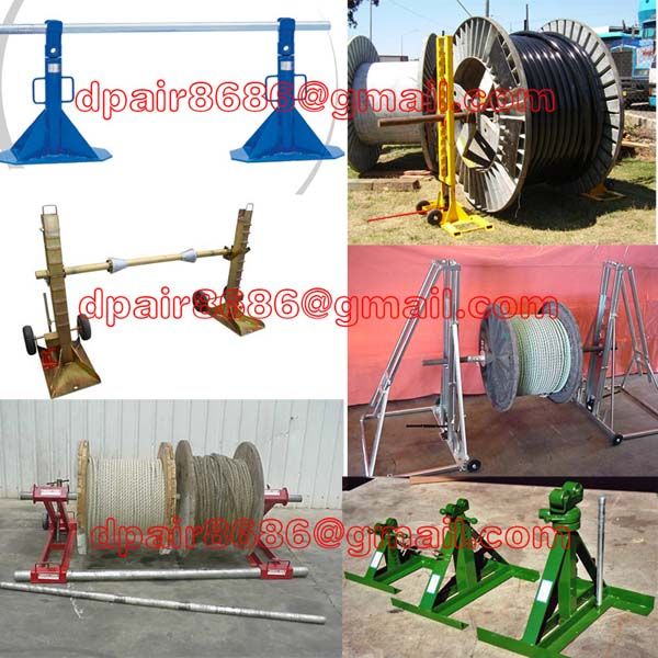 Cable Handling Equipment&Hydraulic Lifting Jacks For Cable Drums