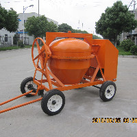 portable concrete mixer TDCM175-6DB