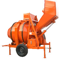 diesel mixer with hydraulic tipping RDCM350-11DHA