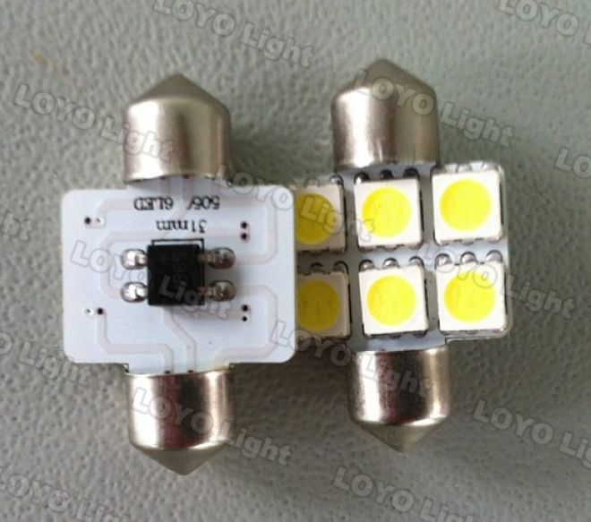 2013 high quality fast delivery auto car light canbus led