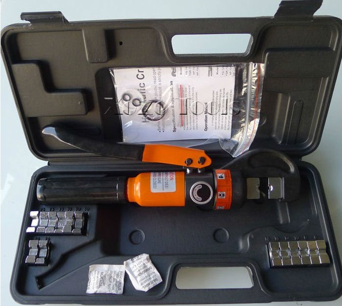 Hydraulic crimping tool HP-70