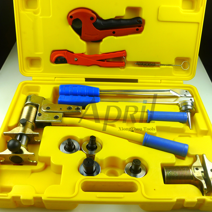 how to use a pipe expander