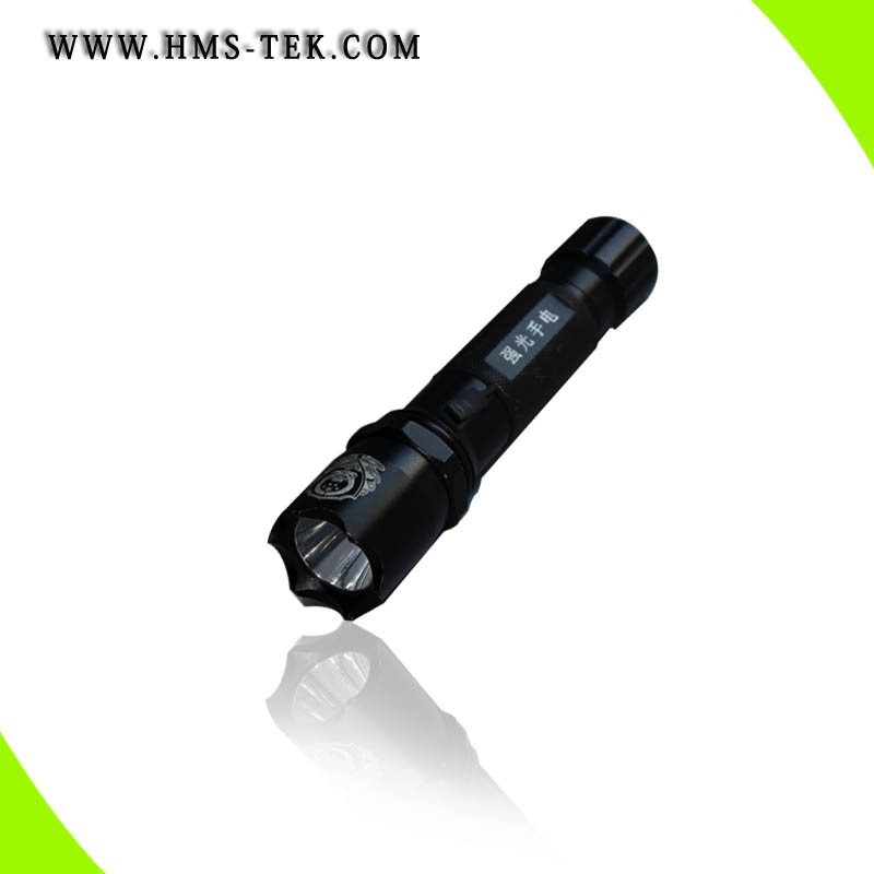 A suit Rechargeable CREE-Q4 high lumen led flashlight