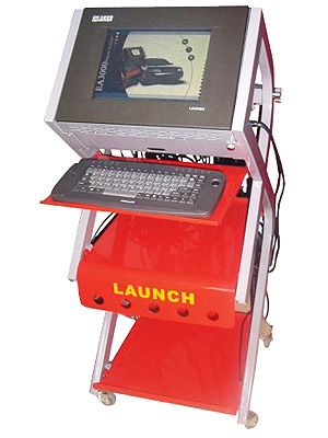 Launch Ea3000 Portable Engine Analyzer