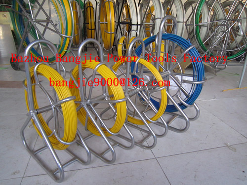 cable rod,duct rodder,cable duct rod