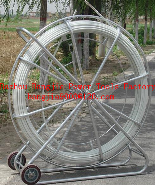 duct rodder,cable duct rod,fiberglass snake rod