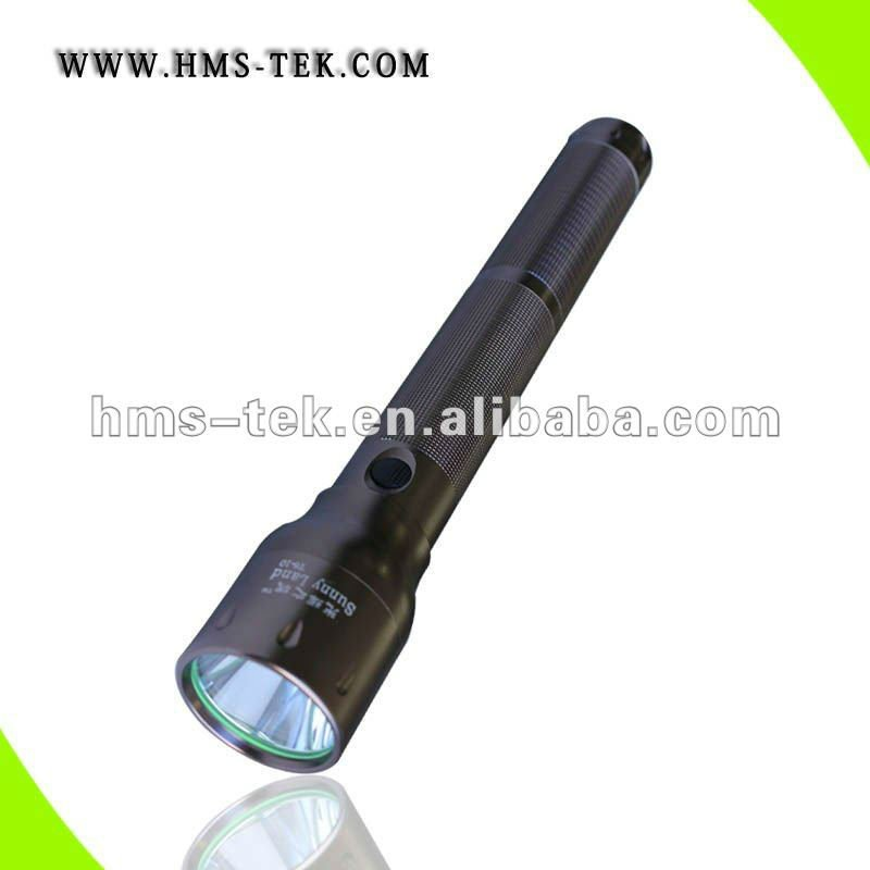 Enormous Rechargeable Cree T6 1000lm olympic torch light