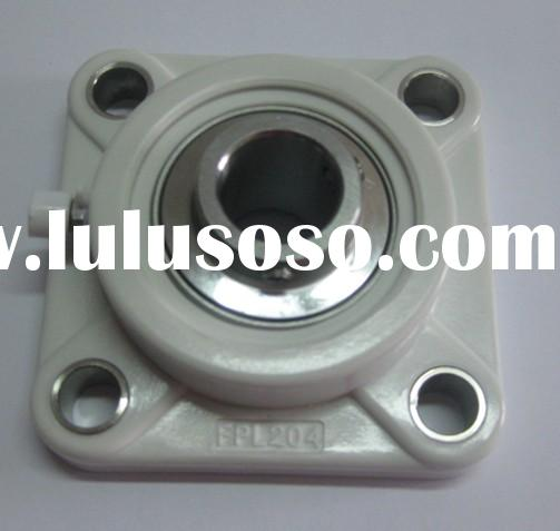 SUCF204 plastic flange bearing housing