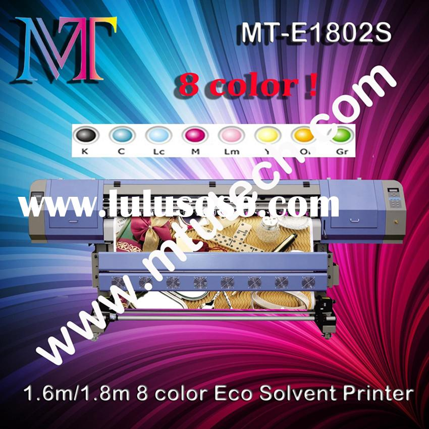Epson Series 8 Color Eco Solvent Printer 1440dpi