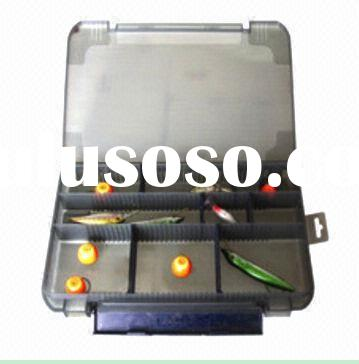 Fishing Tackle Box,fishing equipments, Made of PP Plastic