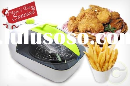 2013 new item rotary air fryer air fryer deep dryer without oil oil free fryer