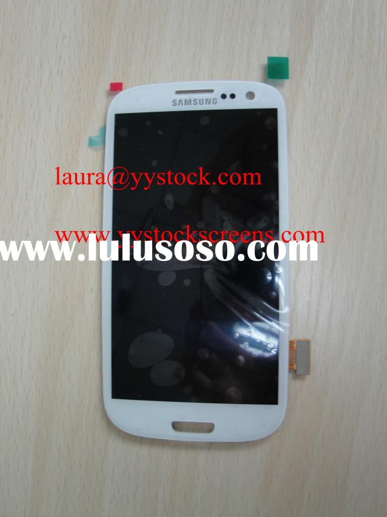 Samsung Galaxy S3 i9300 LCD with touch screen digitizer
