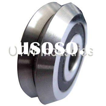 Double-row V Groove Ball Bearings for CNC machines RM2ZZ RM2-2RS