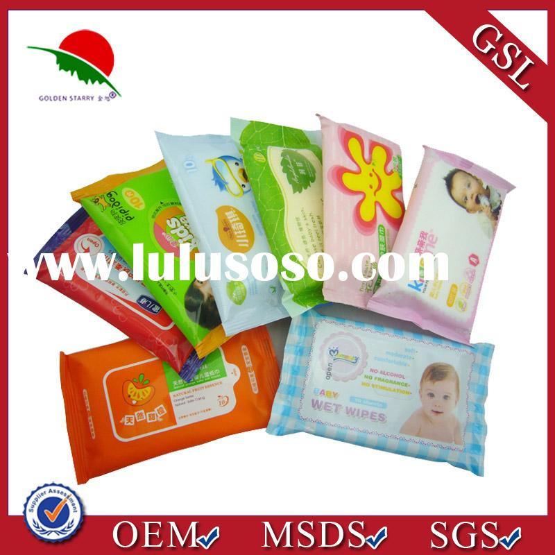 Scented or unscented cheap baby wipes
