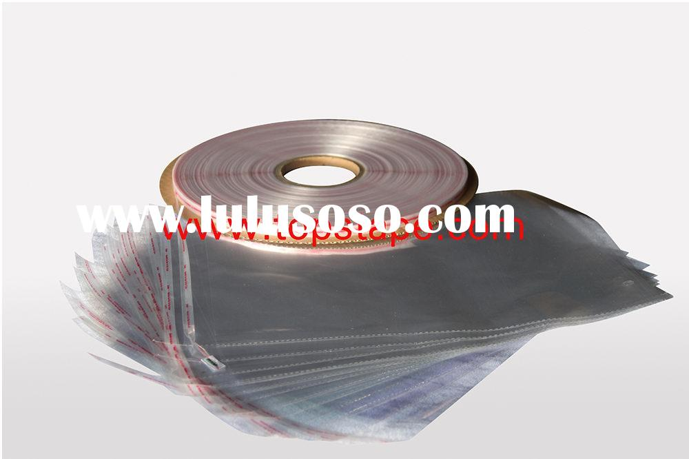 resealable sealing tape with pe liner