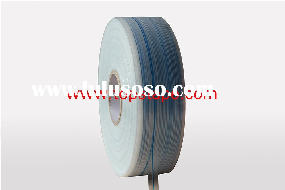blue adhesive tape with pe liner