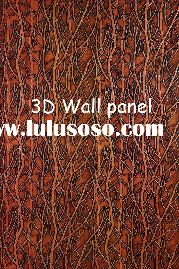 2013 new design colorful decorative mdf board for TV back ground wall decoration 1220*2440mm