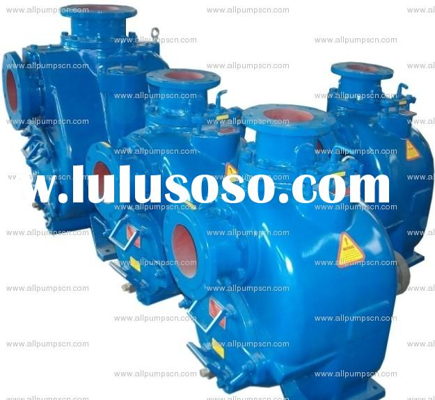 T & U Self Priming Pump
