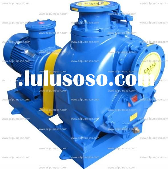 Self Priming Centrifugal Sewage Pump