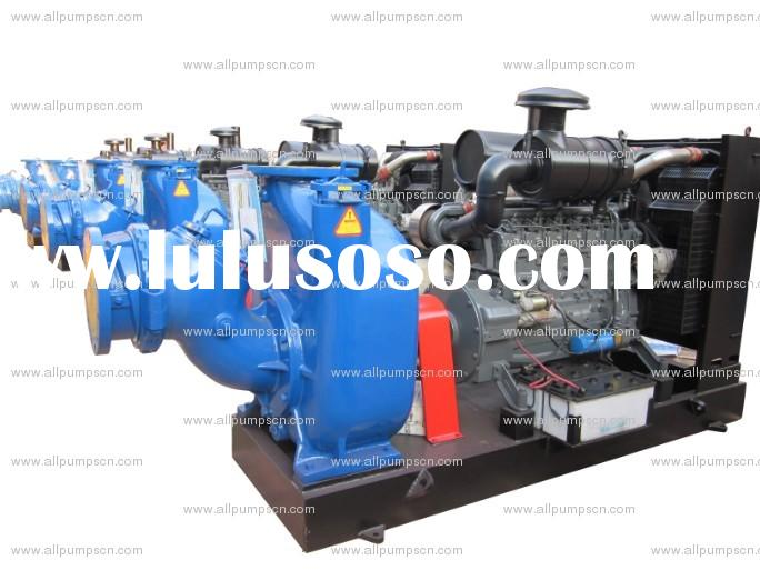 Diesel Driven Flooding Pump /Self Priming Pump