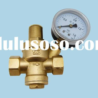 Brass Water Steam Pressure Reducing Valve