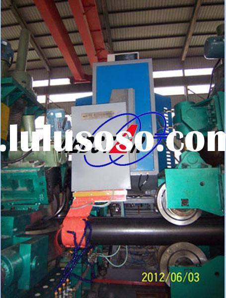 ERW steel pipe making machine,High frequency carbon steel pipe making machine