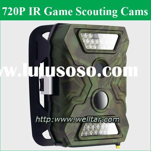 Hunting Camera with 5MP Color CMOS Image Sensor