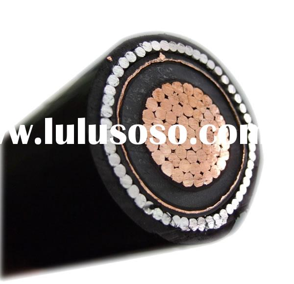 High Voltage XLPE Insulation Power Cable