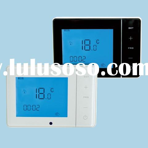 5+2 Weekly Program Gas Water Heater Thermostat