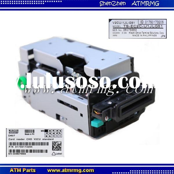 atm machine ATM Parts wincor card reader V2CU-1JL-G51 0175173205