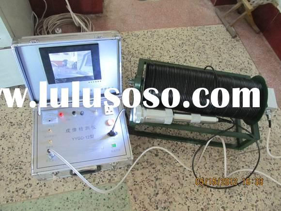 Clear Colorful Borehole Camera for Water Well