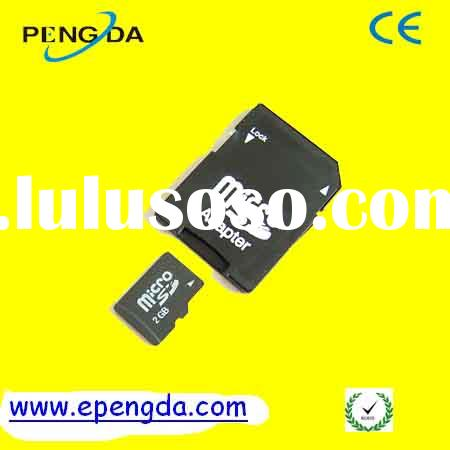 Cheapest 2GB Memory Card for Mobile Phone with High Quality