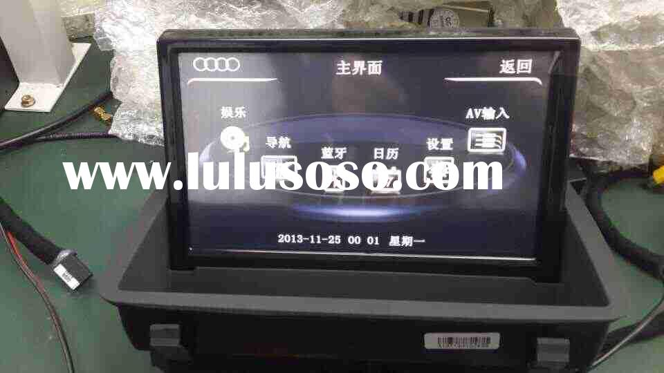 Audi Q3 DVD Player/GPS Navigation/Radio/Amplifier/Bluetooth/Smart Icar System