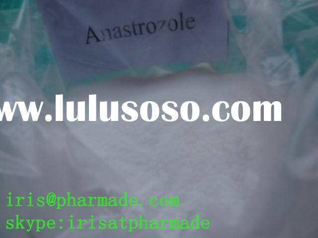 High Purity Anastrozole Arimidex  Breast Cancer