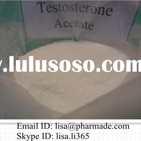 Testosterone Acetate Testosterone Steroids