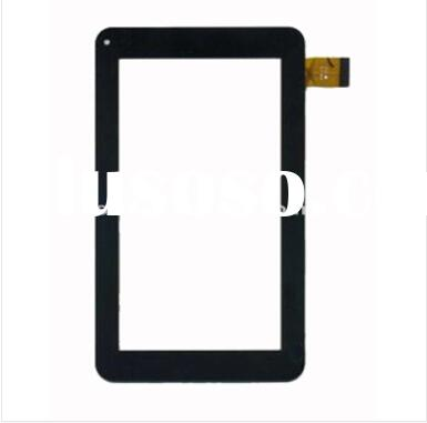 12pcs/lot free shipping 7 inch china tablet touch screen 86v 070-173