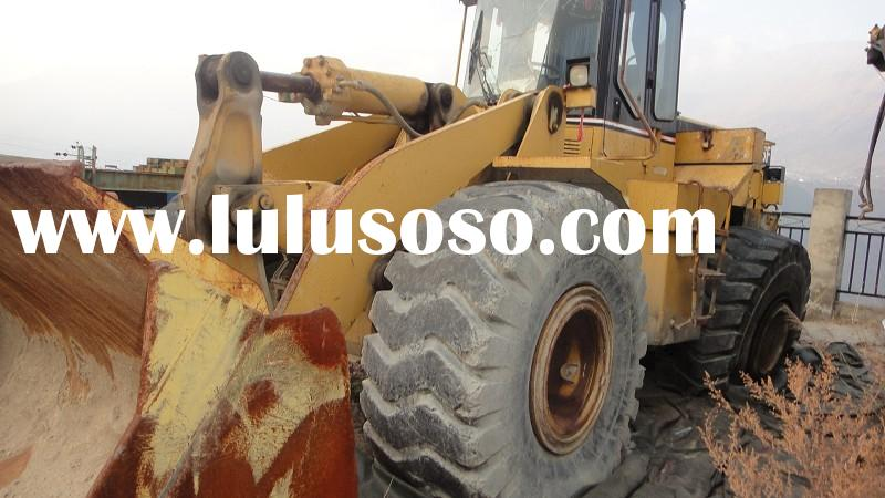 966F-ii used caterpillar wheel loader front loader MIDDLE EAST