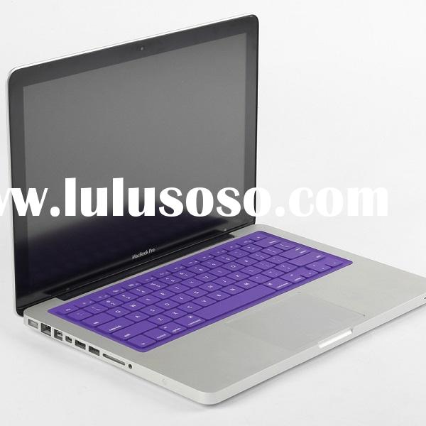 DGJRC high quality silicone laptop keyboard dust covers skins protector for different laptops