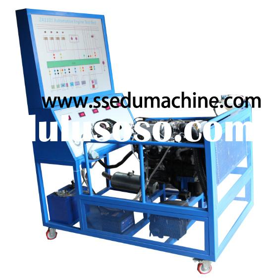 Toyota Corolla Electronic  Controlled Engine Test Bench Automobile Workbench