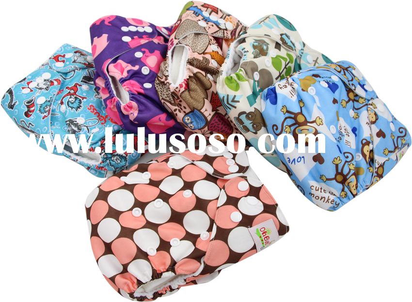 baby cloth diaper nappy reusable