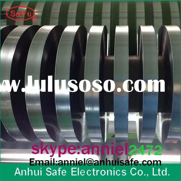 PPM PET Zinc-Aluminum alloy metallized film for capacitor use