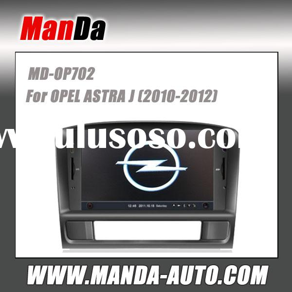 2 din hd touch screen car autoradio for OPEL ASTRA J (2010 2011 2012) indash audio radio gps