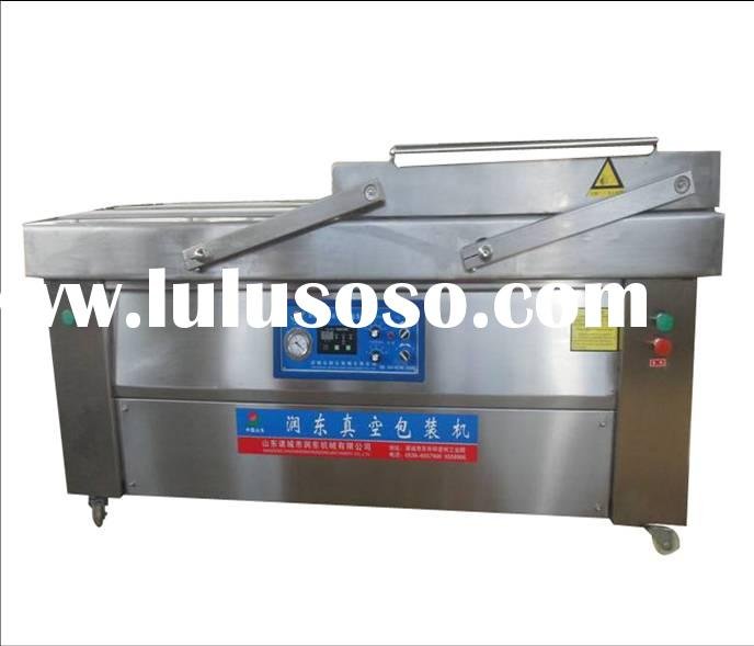 nitrogen filling vacuum packaging machine