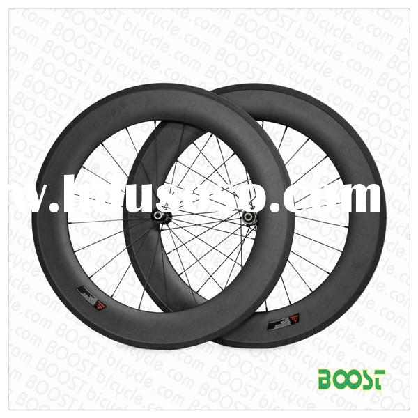 BOOSTbicycle U shape 23mm width 88mm Carbon road bike clincher Tubuless compatible wheelset