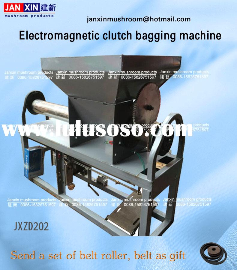 shiitake oyster mushroom edible fungus cultivation bag filling machine