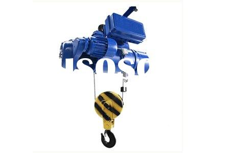 MD1 Double Speed Wire Rope Electric Hoist