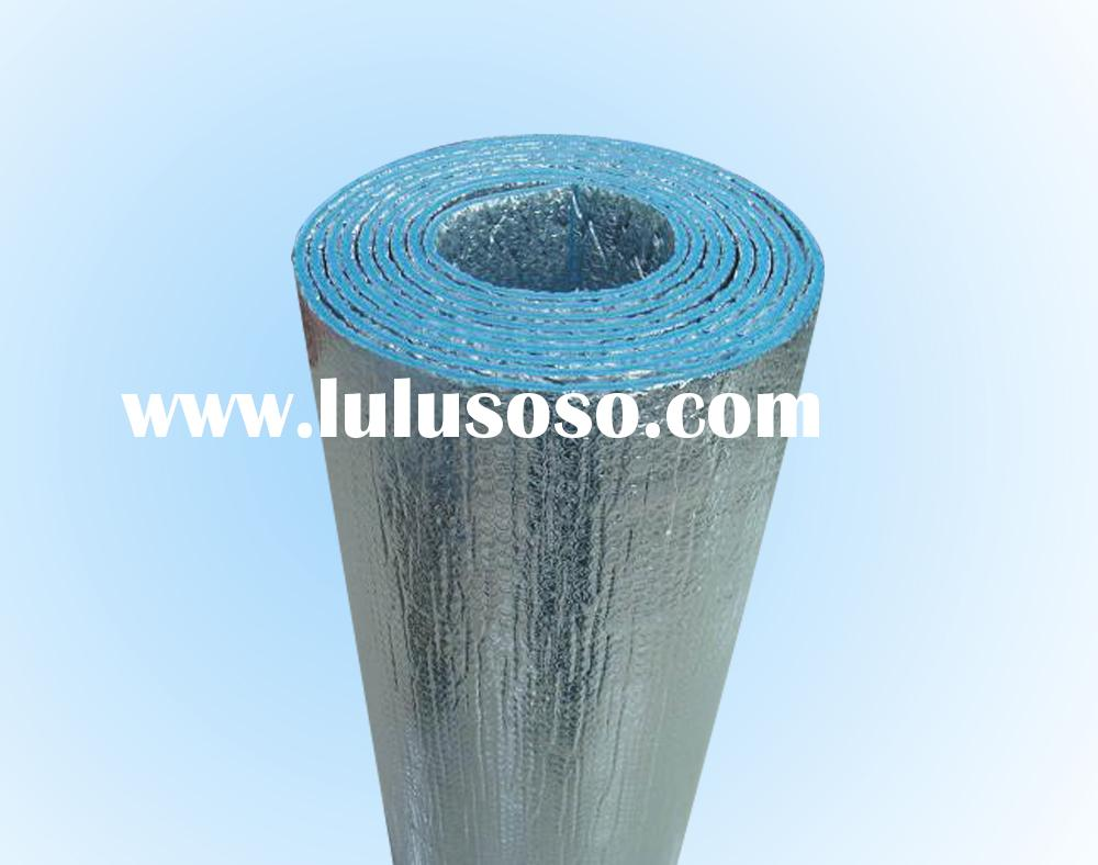 blue Xpe foam aluminum foil heat reflective insulation material