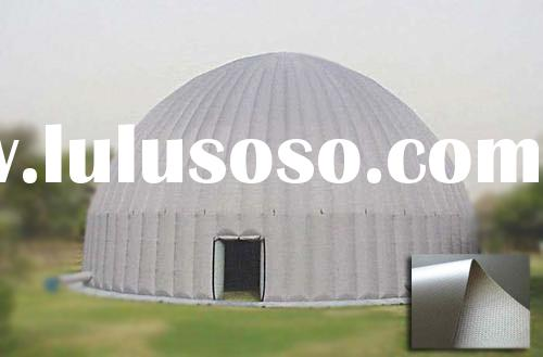 sell PVC tent fabric directly to the importers like you 100%.