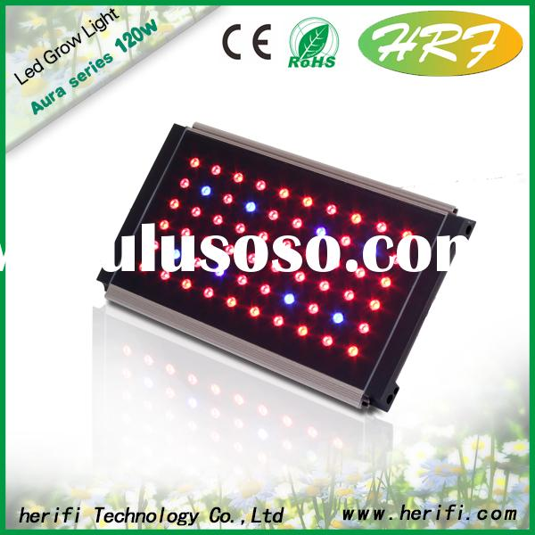 Herifi 2015 full spectrum light 60x3w AU001 LED Grow Light UV led grow light for greenhouse